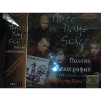 Three days Grace Полная дискография