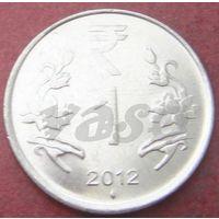 5916:  1 рупия 2012 Индия