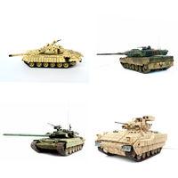 Модели современной бронетехники, масштаб 1:72.