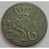 Грош 1787
