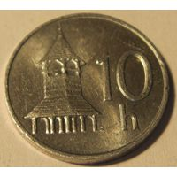 Словакия 10 гелеров 1994