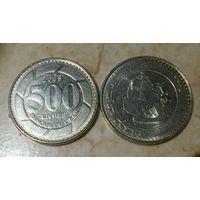 Ливан 500 ливров