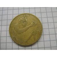Западная Африка 25 франков 1981г. ФАО редкий год