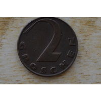 Австрия 2 гроша 1935
