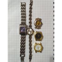 Часы японские разные 8 ШТУК с 1 РУБЛЯ ! 5 штук РАБОЧИЕ !
