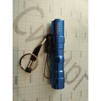 Фонарик- брелок светодиодный,  одна батарея АА