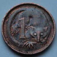 1 цент 1975 г, Австралия