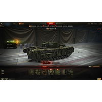 Аккаунт WoT (World of tanks)
