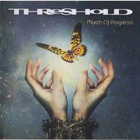 Threshold - March Of Progress (2012, Audio CD, прогрессив-метал)