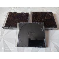 Коробки для дисков CD, DVD