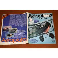 Авиационный журнал AEROPLANE MONTHLY май 1981
