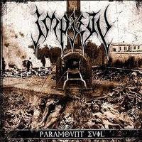 "CD - IMPIETY -"" Paramount  Evil"" -  2004."