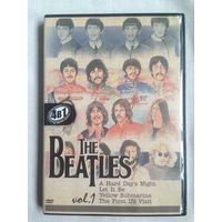 РАСПРОДАЖА DVD! THE BEATLES 4 в 1