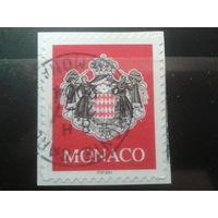 Монако 2000 гос. герб