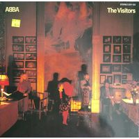 ABBA /The Visitors/1981, Polydor, LP-EX, Germany