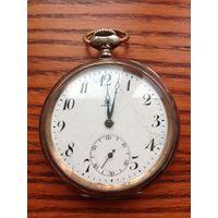 Карманные часы Omega Серебро 800.