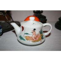 Чайник Китай эротика 19 век