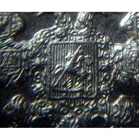 15 копеек 1915 ВС UNC превосходное коллекционное состояние, отличный прочекан и детализация всех гербов