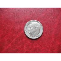 10 центов 1967 года США