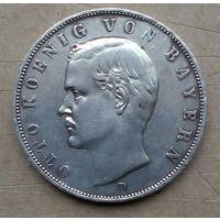 Бавария  3 марки 1909