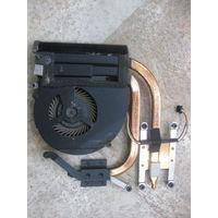 Lenovo Z585 комплект охлаждения