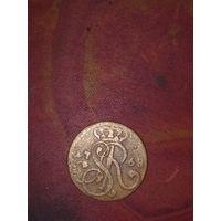 Красивый грош 1768 года