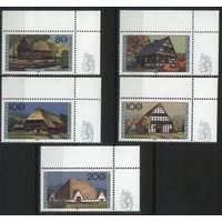 Германия 1996 Mi# 1883-1887 (MNH**)