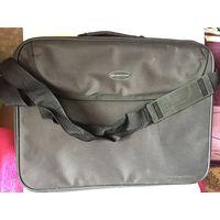 Сумка портфель для ноутбука бумаг 40 х 30 х 6