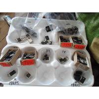 Микросхемы стабилизаторы напряжения 7805, 7806, 7808, 7809, 7812, 7824, LM317, КРЕН, К142ЕН, 78R12 и другие демонтаж