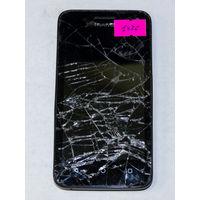1876 Телефон Huawei Y6 (SCL-L21). По запчастям, разборка
