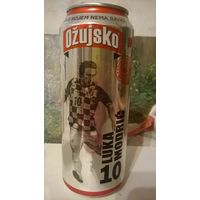 Ozujsko, 10 Modric пивная банка (Хорватия)
