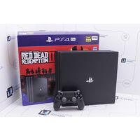 Игровая приставка Sony PlayStation 4 Pro 1TB. Гарантия.