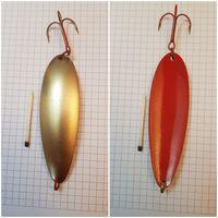 Блесна лососевая СССР , вес 24- 32 грамма