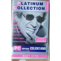 """Аудиокассета Adriano Celentano """"Best Hits"""""""