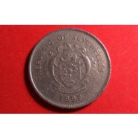 1 рупия 1997. Сейшелы.