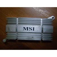 Радиатор для материнской платы MSI