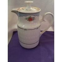 Чайник Тернопольский фарфоровый з-д 1975-91гг.лот 3