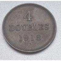 Гернси 4 дубля, 1918  6-6-5