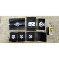 Радиаторы для полупроводников.