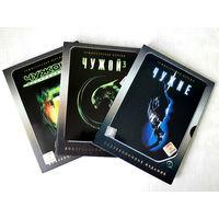 Чужой - Чужие, коллекционное издание, 5 DVD