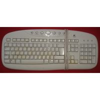 Клавиатура Logitech Y-SZ49, PS2