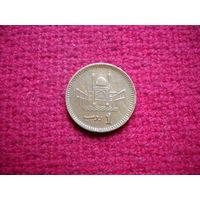 Пакистан 1 рупия 2006 г.