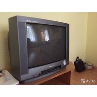 Телевизор Panasonic TC-21 G10R, оригинал, сделан в Японии, японцами.