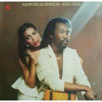 Ashford and Simpson /Stay Free/1979, WB, LP EX, Germany