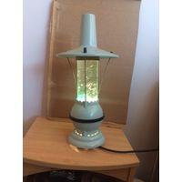 Лампа настольная, водяная (СССР)