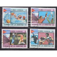 Куба  спорт