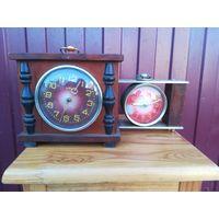 Часы настольные (маяк)