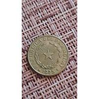 Парагвай 50 сентавос 1925 г