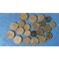 Монеты СССР (никель) до 1961г.