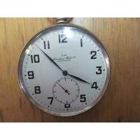 Оригинальные немецко-швейцарские карманные часы для Кригсмарине KM IWC Schaffhausen